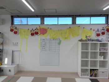 子ども達の思いを描いた黄色い凧が、青空に舞うのは間近です!